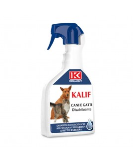 Disabituante per cani e gatti Kalif 750ml Kollant