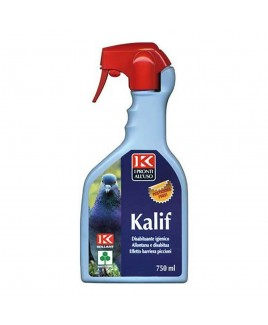 Disabituante per piccioni e uccelli Kalif 750ml Kollant
