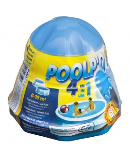 Dispencer trattamento multiazione per piscine Poolp'o 08012