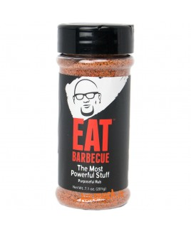 RUB EAT BBQ MOST POWERFUL STUFF BARBECUE 201G