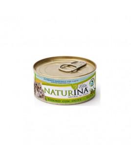Elite Umido Tonno con Olive 70g Naturina
