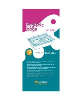 Foderine igieniche FPI 5361 SACCO IGIENICO (x12)