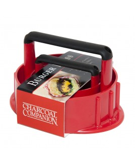 Stampo hamburger 3in1 Charcoal Companion CC5153