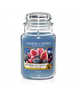 Giara Grande Mulberry & Fig Delight Yankee Candle