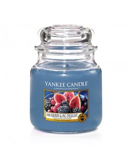 Giara Media Mulberry & Fig Delight Yankee Candle