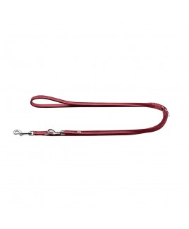 Guinzaglio da addestramento Cannes Mini 11 200 cm Burgundy Hunter 64708