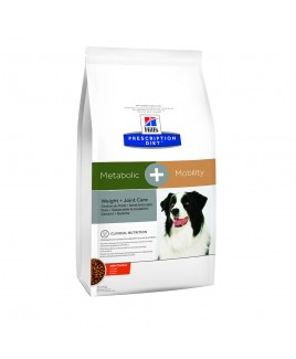 Alimento cane Hill's Prescription Diet Metabolic Mobility Chicken 4kg