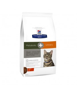 Alimento per gatto Hill's Prescription Diet Metabolic Urinary Feline 1,5kg