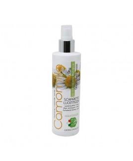 Shampoo a secco per cani e gatti alla Camomilla per manti chiari 250ml Officinalis