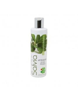 Shampoo per cani e gatti alla Salvia rinforza la cute e riduce la caduta del pelo 250ml Officinalis