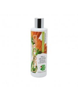 Shampoo per cani e gatti alla Calendula per pelli delicate e arrossate 250ml Officinalis