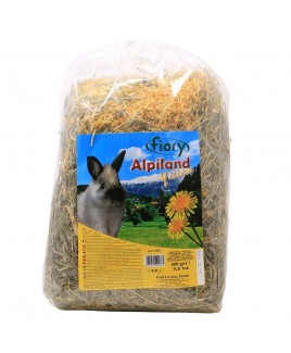 Fieno ALPILAND Yellow + dente di leone (500 g)