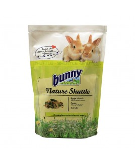 Mangime Bunny Nature Shuttle per Conigli 600g
