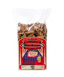 Legnetti affumicatori Chips Hickory Axtschlag 1kg