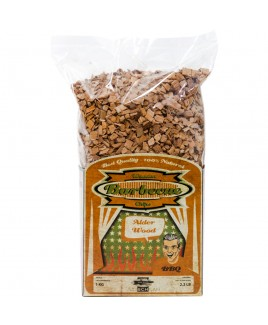 Legnetti affumicatori Chips Ontano Axtschlag 1kg