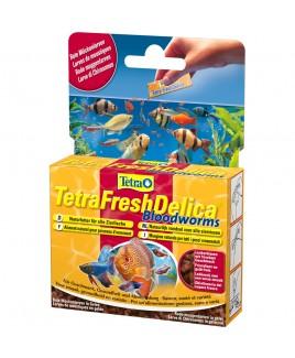 Mangime Universale Tetra FreshDelica Bloodworms 16 bustine