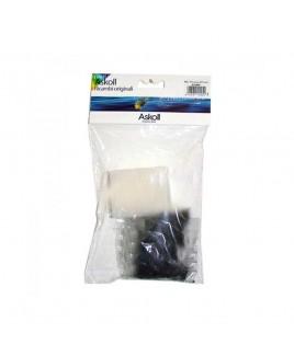 Materiale filtrante di ricambio Aquaclear Mini Askoll