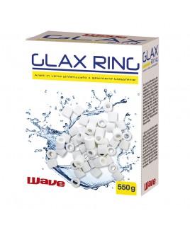 Materiale filtrante Glax Ring 550g Wave