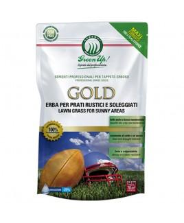 SEMENTI PRATO MISCUGLIO TAPPETI GOLD KG 1,2 Herbatech