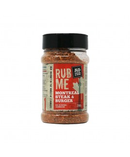 Rub Montreal Steak 250g Angus and Oink