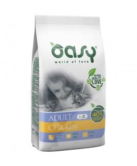 Oasy Dry Cat ADULT CHICKEN 1,5 kg