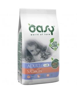 Oasy Dry Cat ADULT SALMON 1,5 kg