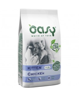 Oasy Dry Cat KITTEN CHICKEN 1,5 kg