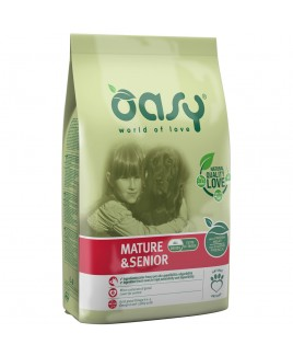 Oasy Dry Dog MATURE & SENIOR pollo 12 Kg