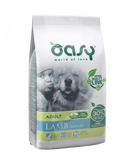 Oasy Dry Dog ONE ADULT AGNELLO 12 Kg
