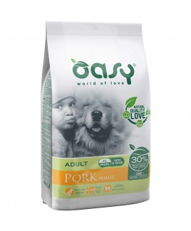 Oasy Dry Dog ONE ADULT MAIALE 2,5 Kg