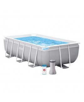 Piscina fuoriterra Intex Prisma Metal 300x175x80 cm Intex 26784