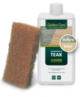 Pulitore per teak 1l Golden Care