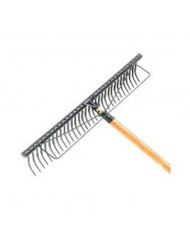 Rastrello per erba 32 denti con manico Handy 460180