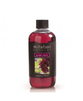Ricarica diffusore stick Grape Cassis Millefiori 500ml