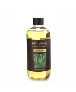 Ricarica diffusore stick Lemon Grass Millefiori 500ml