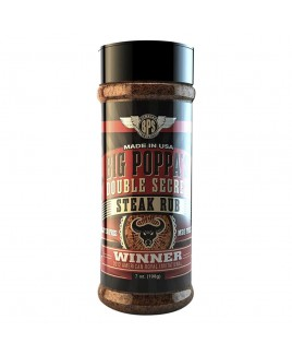 Rub Big Poppa Smokers Double Secret 198g