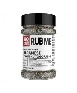 Rub Me Japanese yakiniku Togorashi Angus & Oink 200g
