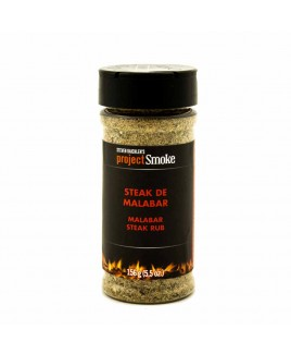 Rub Malabar Steak Project Smoke Steven Raichlen 150 g SRSSTK790