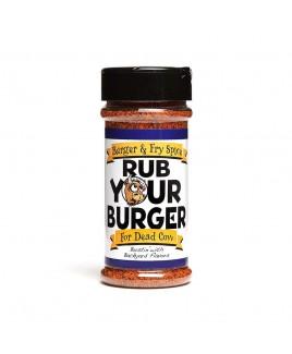 Rub some burger 184g