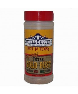 Rub texas gold dust all purp Sucklebusters 340g