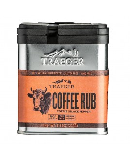 Rub Coffee Rub 234g Traeger SPC200