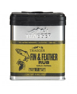 Rub Fin e feather 155g Traeger SPC196
