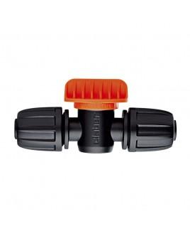 Rubinetto per tubo collettore Block-system Rainjet Claber