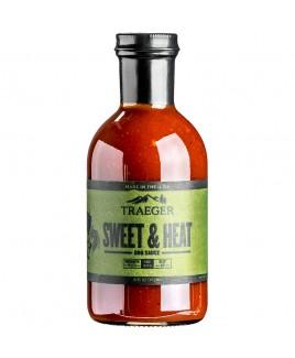 Salsa Sweet e heat 473ml Traeger SAU044