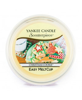 Scenterpiece Easy MeltCup Christmas Cookie Yankee Candle