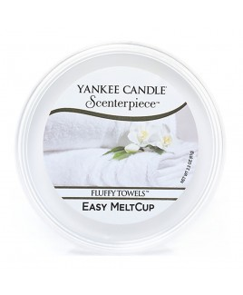 Scenterpiece Easy MeltCup Fluffy Towels Yankee Candle