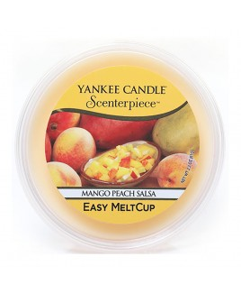 Scenterpiece Easy MeltCup Mango Peach Salsa Yankee Candle
