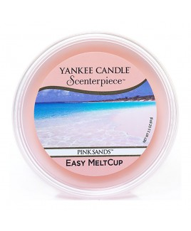 Scenterpiece Easy MeltCup Pink Sands Yankee Candle