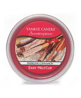 Scenterpiece Easy MeltCup Sparkling Cinnamon Yankee Candle