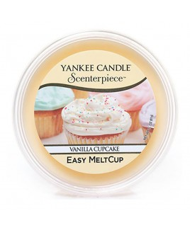 Scenterpiece Easy MeltCup Vanilla Cupcake Yankee Candle
